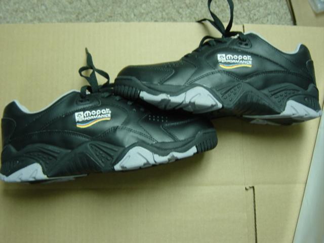Dodge Performance Parts >> Mopar Performance tennis shoes | For B Bodies Only Classic Mopar Forum