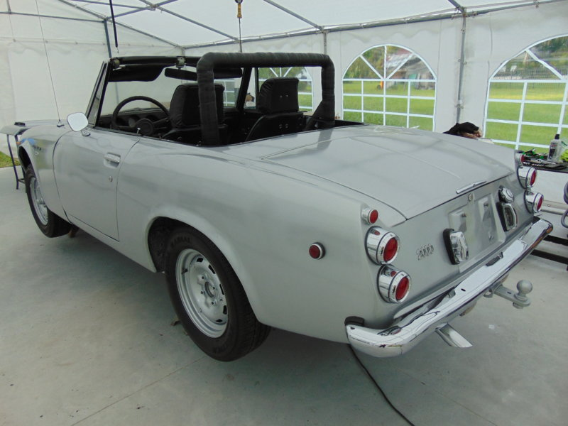 FOR SALE - 1969 Datsun 2000 roadster | For B Bodies Only