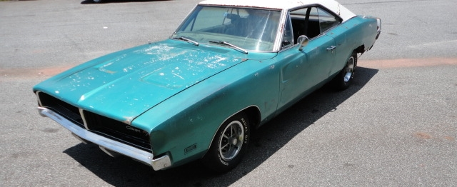 1969 Charger For Sale >> FOR SALE - 1969 Dodge Charger RT 440 auto Q5 turquoise ...