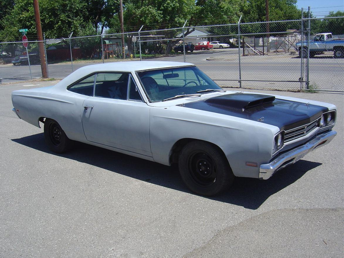 69 Plymouth Road Runner Project | For B Bodies Only Classic Mopar ...