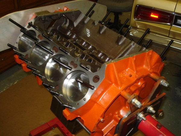 Stock 440 Block Horsepower Limit | For B Bodies Only Classic