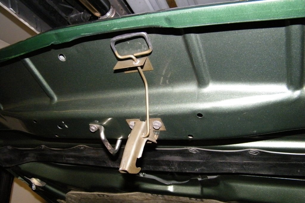 68 Charger Rt Hood Latch For B Bodies Only Classic Mopar