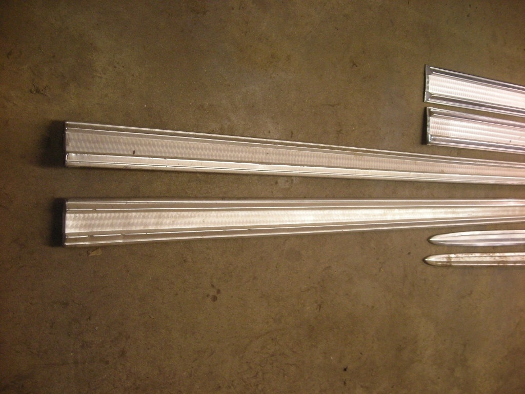 Sold 1964 Plymouth Sport Fury Body Side Moulding Trim