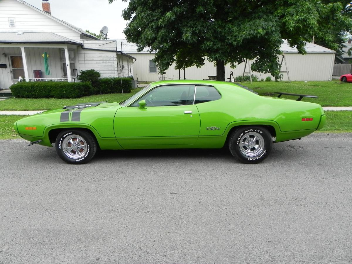 1971 GTX whats it worth...Insurance Value? | For B Bodies ...