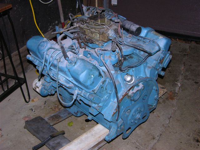 FOR SALE - 1972 413 Engine Low miles! Complete | For B