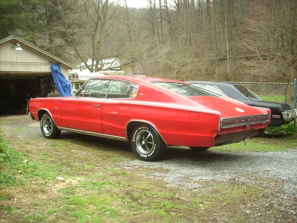 FOR SALE - 1967 Dodge Charger   For B Bodies Only Classic