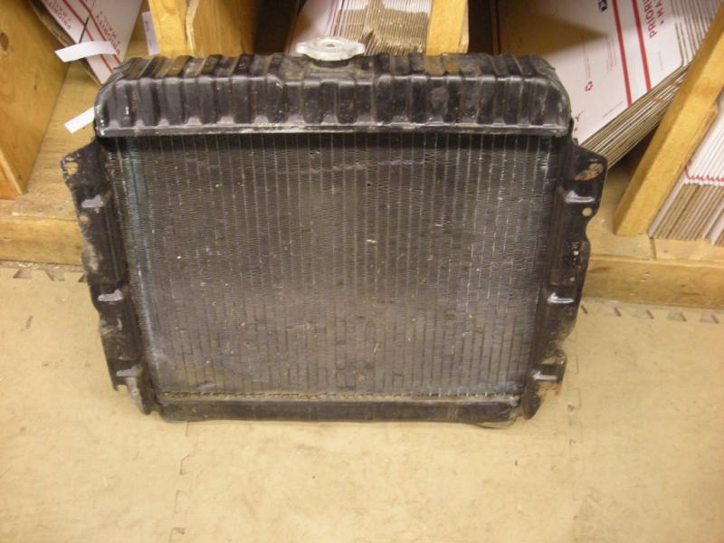 for sale mopar 3443961 radiator 1971 big block 22