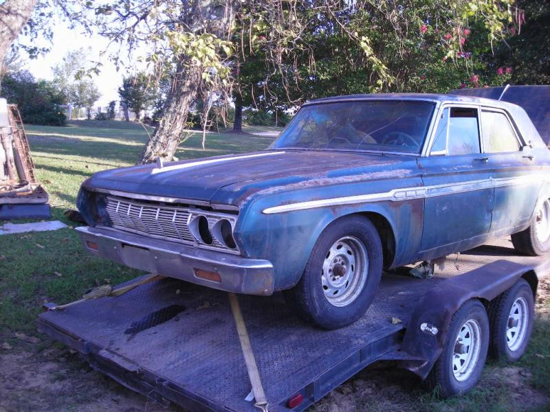 For Sale Parting Out 1964 Plymouth Fury 4 Door Complete Car For B Bodies Only Classic Mopar Forum