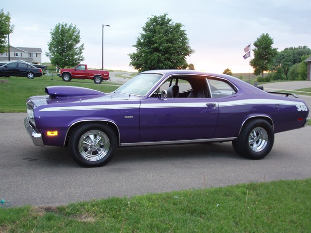 70 Plymouth Duster 45 000 Miles For B Bodies Only