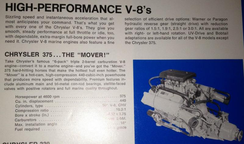 Engine 440-6bbl Chrysler Marine 375hp M440S 1971 #3 engine specs.jpg