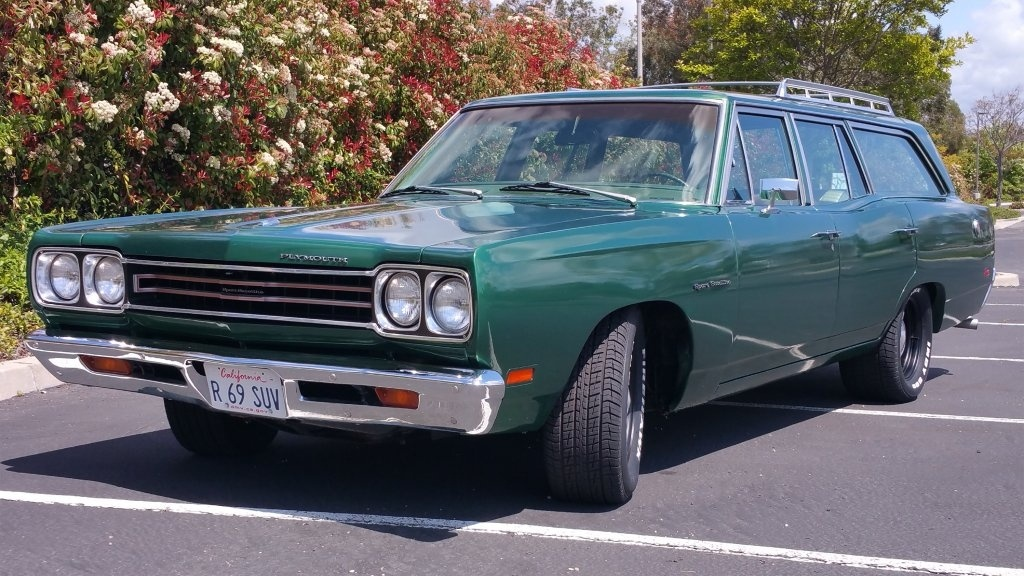 FOR SALE - 69 Plymouth Sport Satellite Wagon w/440 | For B Bodies ...