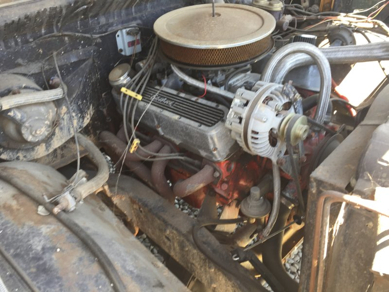 Sold Yard Of Project Cars California 74 Power Wagon