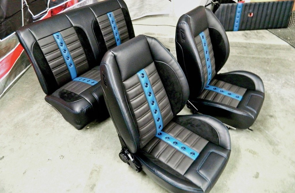 RESTOMOD SEATS...WHAT DO YOU HAVE? | For B Bodies Only ...