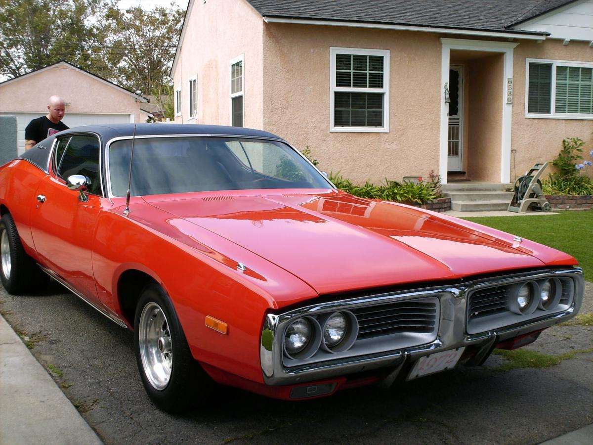 Pictures Of My 72 Dodge Charger For B Bodies Only