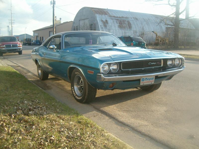 For Sale 70 Challenger R T For B Bodies Only Classic