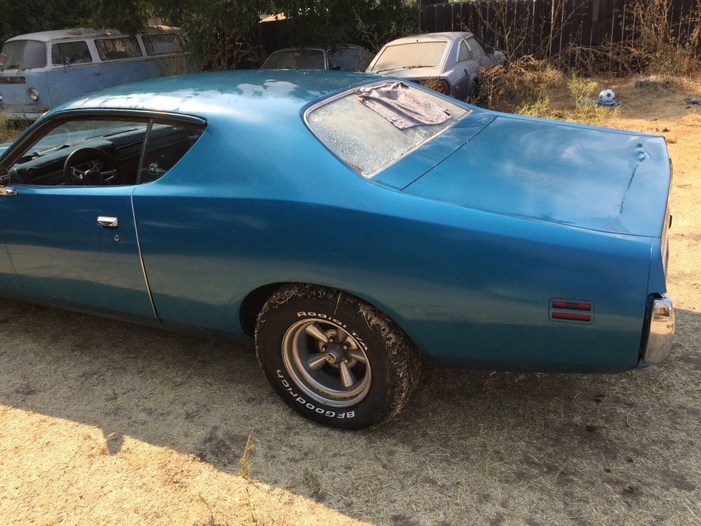 SOLD - California 1971 Dodge Charger w/Super parts avalible. | For ...
