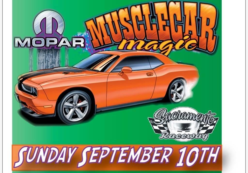 Musclecar Magic Sacramento Sunday September For B Bodies - Car show in sacramento this weekend