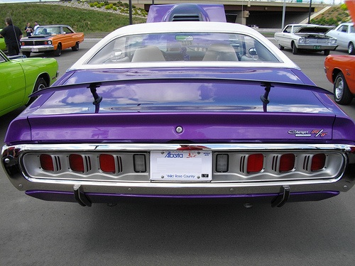 71 72 Charger Or Super Bee Tail Lights For B Bodies Only