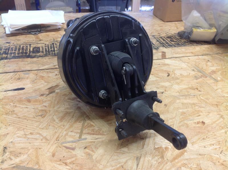 Sold 70 71 Hemi Power Brake Booster Master Cylinder