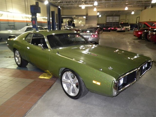 for sale 1973 dodge charger restomod for b bodies only