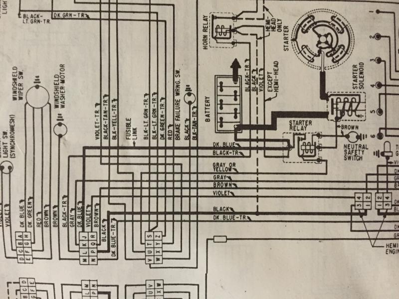 Image: Mopar Starter Relay Wiring Diagram At Outingpk.com
