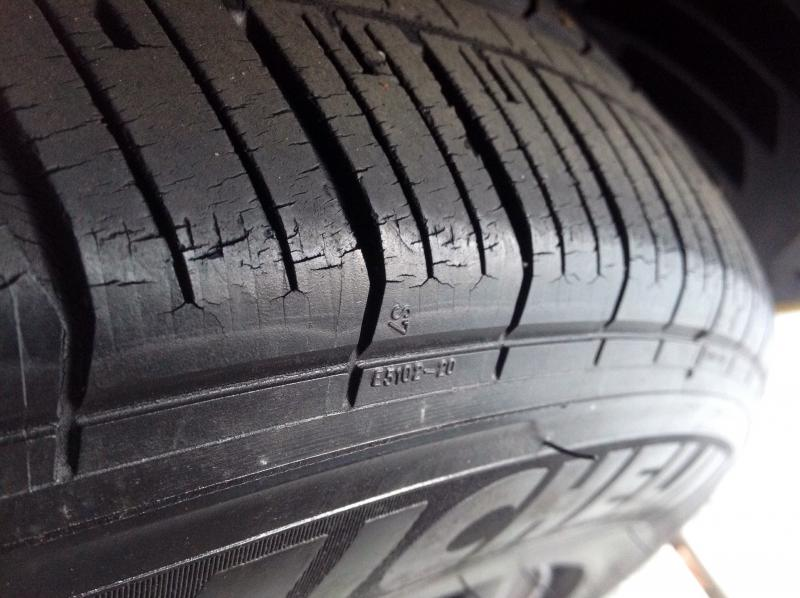 Michelin Tires Dry Rot Costco Purchase For B Bodies Only Classic
