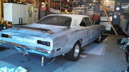 SOLD - 1970 super bee project | For B Bodies Only Classic