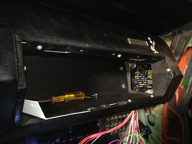 Mopar B Body Fuse Box - Wiring Diagram Img