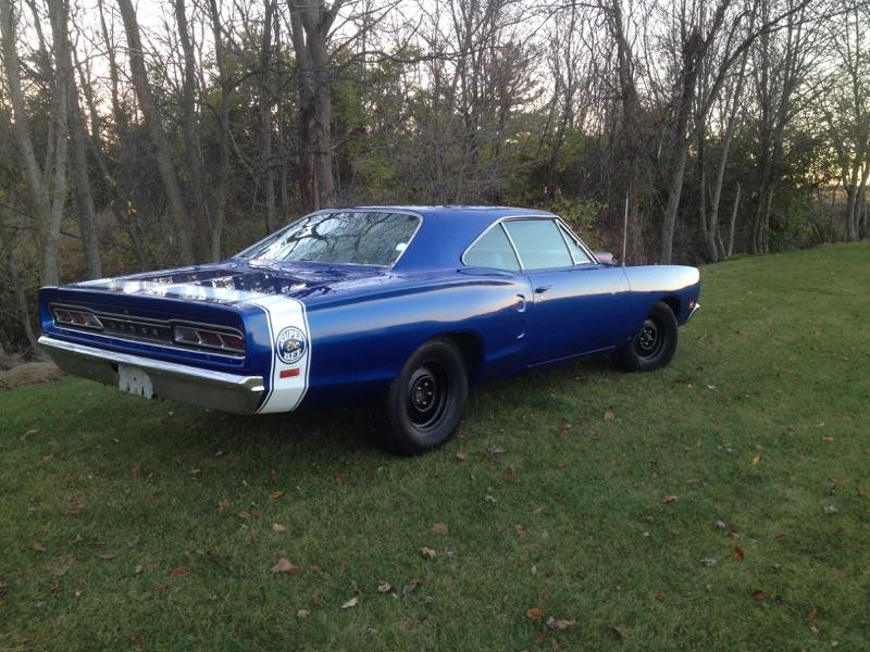 SOLD - 1969 1/2 Dodge Superbee A12 Clone 4-Speed | For B