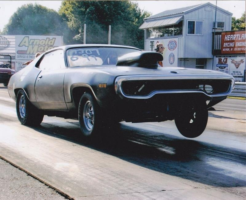 FOR SALE - 1971 Plymouth Satellite Drag Car | For B Bodies Only ...