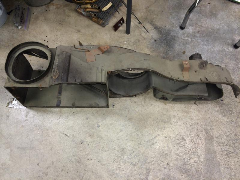 Heater Box Rebuild For B Bodies Only Classic Mopar Forum