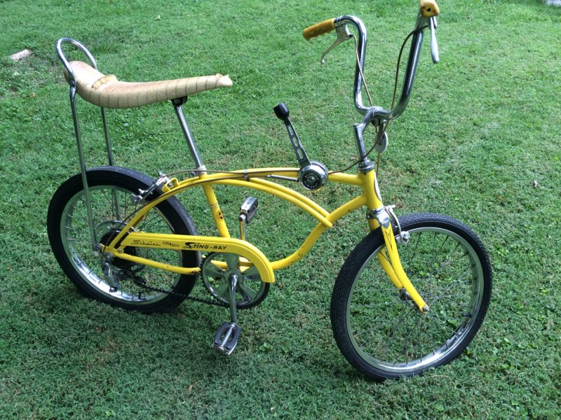 2bc25ee91ee FOR SALE - 1971 Schwinn 5 - speed stingray | For B Bodies Only ...