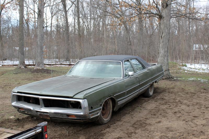 For Sale 1972 Chrysler New Yorker For B Bodies Only