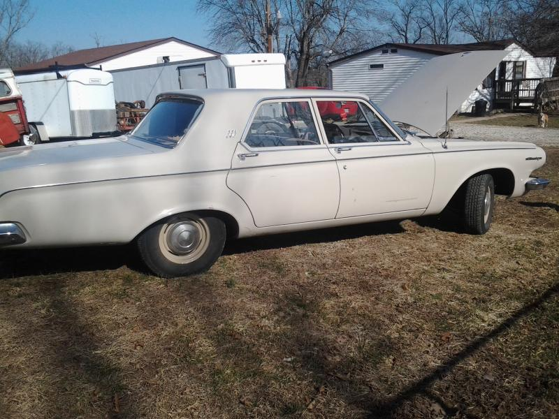 For Sale 1963 Dodge 330 4 Door For B Bodies Only