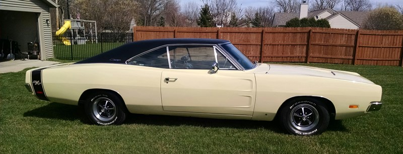 Sold 1969 Dodge Charger R T S Matching 440 Beautiful Cond For B Bodies Only Classic Mopar