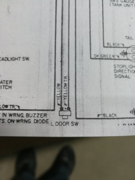Door jamb switch wiring | For B Bodies Only Classic Mopar ForumFor B Bodies Only Mopar Forum