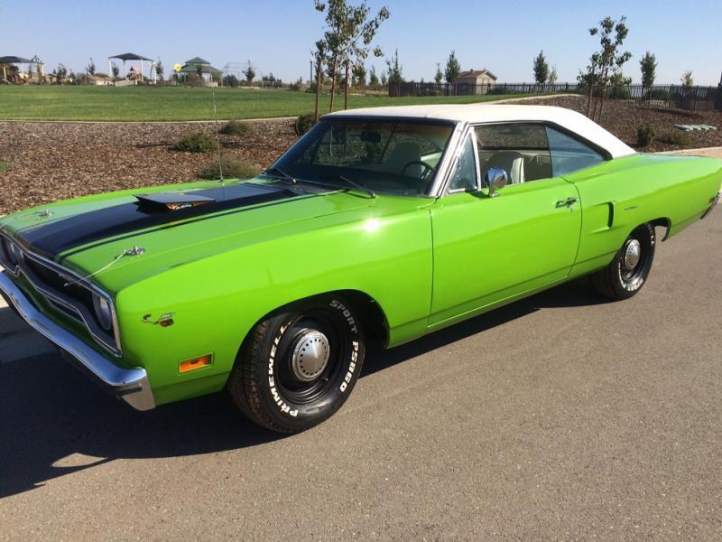 Cars For Sale Sacramento >> FOR SALE - 1970 Plymouth Roadrunner FJ6 car, Air grabber hood | For B Bodies Only Classic Mopar ...