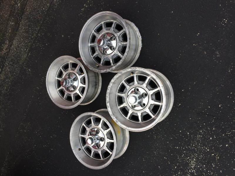 sale dodge mirada chrysler cordoba aluminum wheels   bodies  classic mopar forum