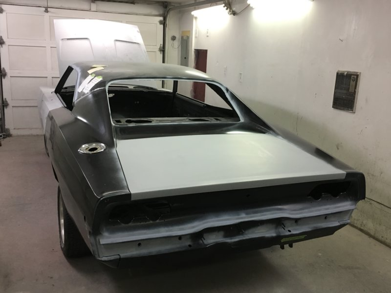 WTB - 68 Charger dash frame | For B Bodies Only Classic