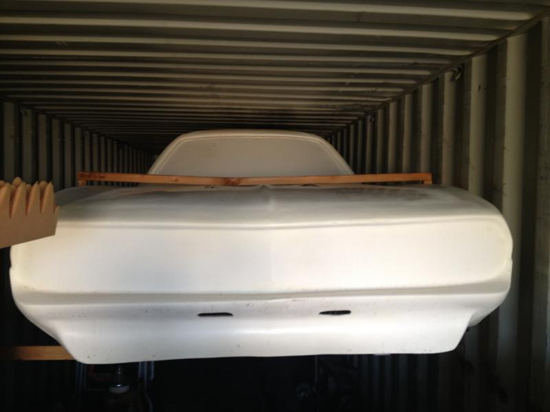 FOR SALE - 1970 Plymouth Baracuda funny car body- | For B Bodies