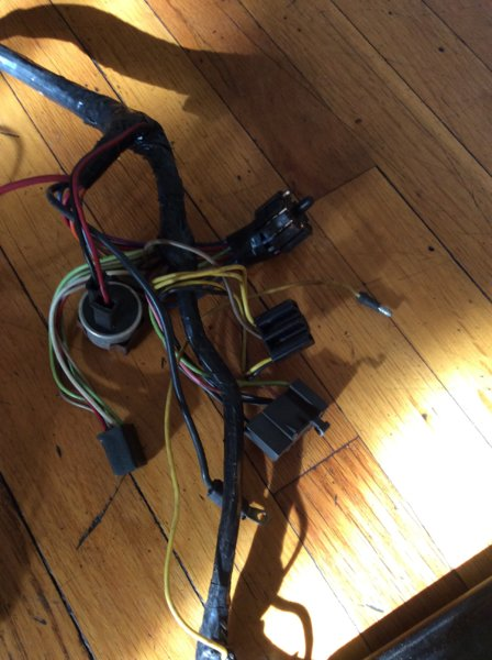 for sale 1969 road runner  satellite wiring harness whole 2000 silverado fog light wiring harness