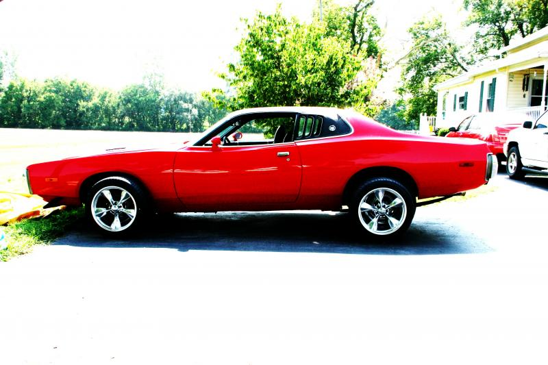 For Sale 1973 Dodge Charger Se Original Big Block 4