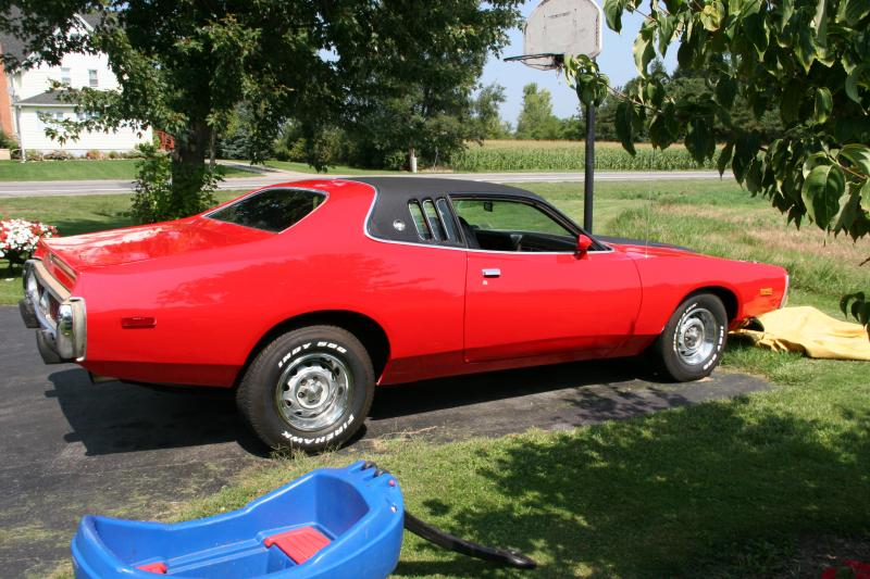 Mopars For Sale >> FOR SALE - 1973 Dodge Charger SE- Original Big Block/ 4 speed car | For B Bodies Only Classic ...