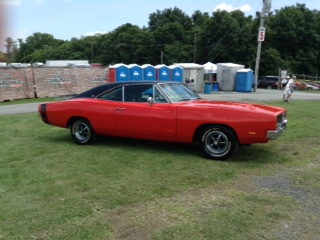 For Sale 1969 Dodge Charger Rt Se Factory Sunroof For B Bodies