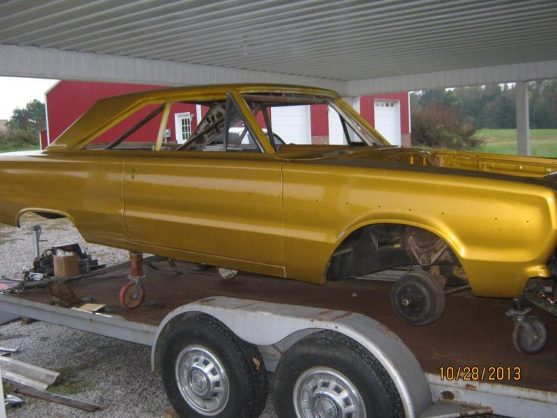SOLD - 1966 Plymouth belvedere race car project for sale in TN ...