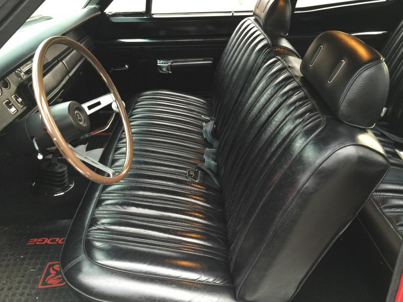 1969 Super Bee Bench Seat Questions For B Bodies Only