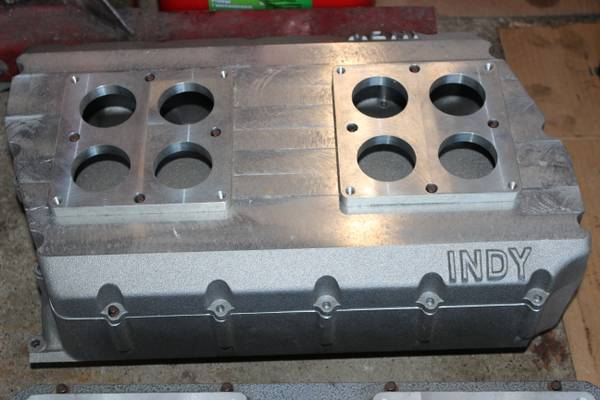 Sold Indy 426 Hemi Intake Manifolds For B Bodies Only