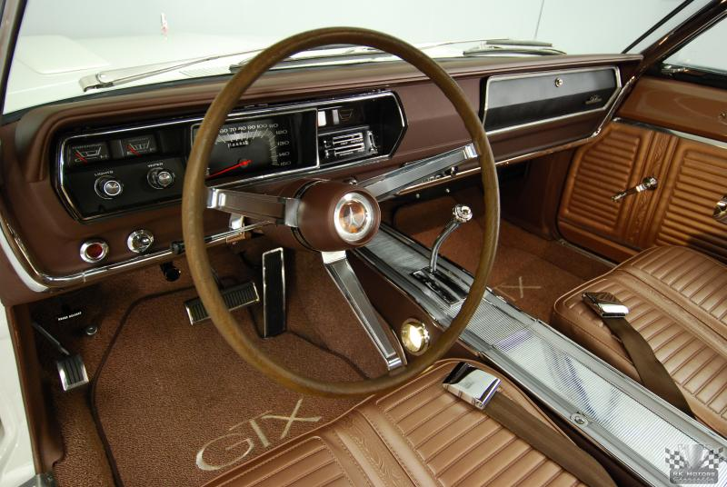 For Sale Restored 1966 B Body Wood Grain Steering Wheel