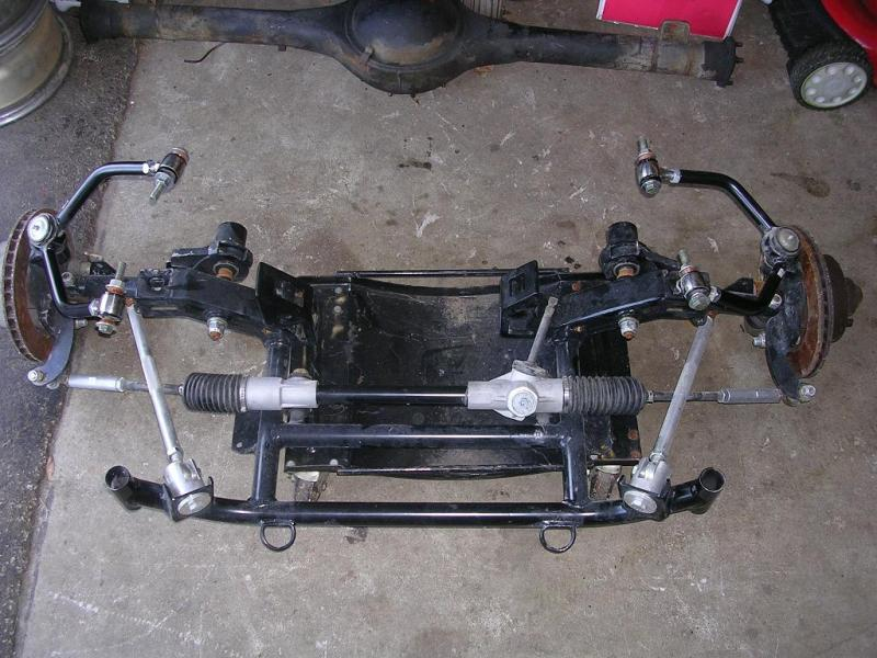 CAP Front Tubular K-member Suspension | For B Bodies Only