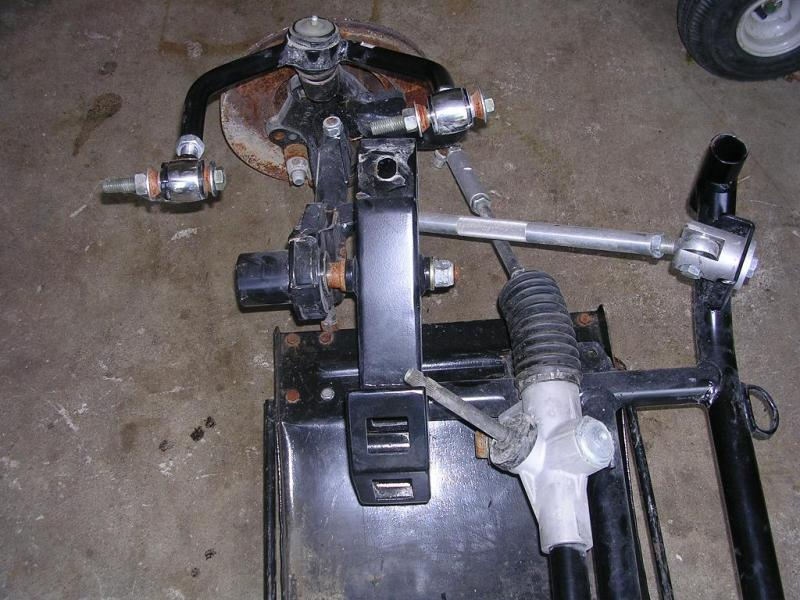 Cap Front Tubular K Member Suspension For B Bodies Only